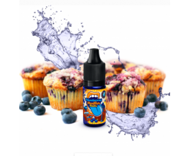 Big Mouth - Blueberry Muffin Buns Flavor 10ml